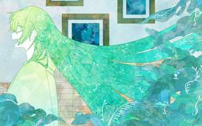 Picture Lancer, Wallpaper, Fanart, Fate/Grand Order, Pixiv, Fanart From Pixiv, Pixiv Id 23969749, Lancer (Fate/strange fake)