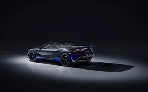 Picture machine, McLaren, sports car, Spider, MSO, 720S
