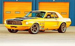 Picture Ford Mustang, Vehicle, Pony Car