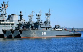 Picture pier, Kolomna, minesweepers, Kotelnich, Yadrin, basic