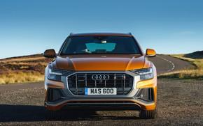 Picture Quattro, 2018, crossover, S-Line, 50 TDI, Audi Q8