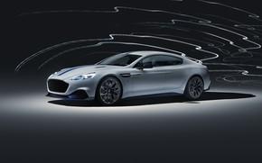 Picture Aston Martin, Rapide, 2019, Fast E