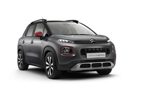 Picture white background, Citroen, C-Series, Aircross, 2020 C3