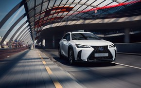 Picture Lexus, 2018, crossover, Lexus UX, F SPORT, 250h