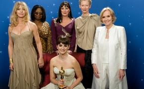 Picture girls, figurine, actress, genshi