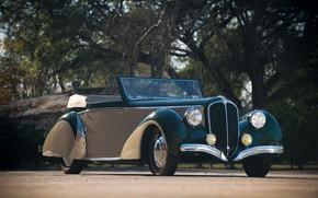 Picture Classic, 1948, Cabriolet, Delahaye 135 M