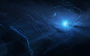 Picture Stars, Planet, Space, Nebula, Planet, Fantasy, Planets, Art, Stars, Space, Art, Satellite, Planet, Fiction, Nebula, …