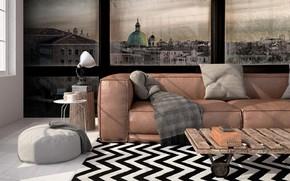 Picture style, interior, sofa, living room, Идея роскошного декора для мужчин, Men Bachelor Pad Luxury Decor …