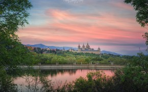 Picture Spain, Monastery of The Escorial, Community of Madrid