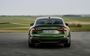 Picture Audi, rear view, RS 5, 2020, RS5 Sportback