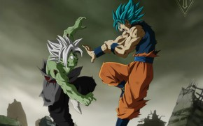 Picture battle, guys, the battle, Dragon Ball