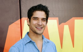 Picture smile, actor, Tyler Posey, Tyler Posey