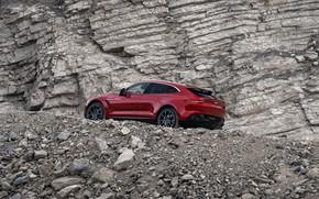 Picture Aston Martin, crossover, DBX, 2020
