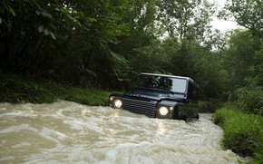 Picture Land Rover, Defender, Ford, 2013, Defender 90