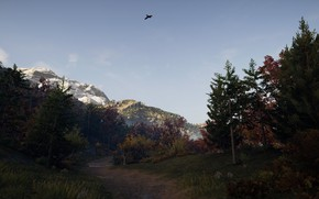 Picture landscape, nature, Games, Assassin's Creed, PlayStaion, Assassin's Creed Odyssey, Асасинс Крид Одиссея
