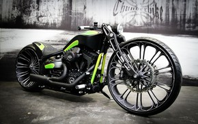 Picture Monster, Tuning, Custom, Motorcycle, Thunderbike