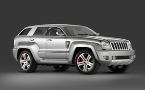 Picture Concept, side, 2007, Jeep, Trailhawk