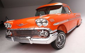 Picture Chevrolet, Lowrider, Custom, The Way, Nomad