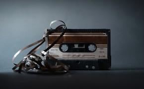 Picture retro, cassette, the price is 4 rubles