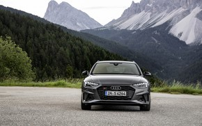 Picture Audi, front, universal, 2019, A4 Avant, S4 Before