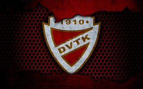 Picture wallpaper, sport, logo, football, DVTK