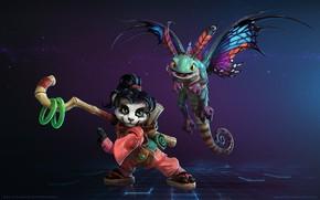 Picture Dragon, WarCraft, WarCraft 3, Mr--Jack, Li Li, World of WarCraft, Faerie Dragon, Mr Jack, by ...