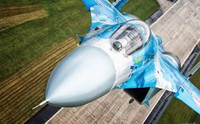 Picture Fighter, Lantern, Ukraine, Su-27, Pilot, WFP, Cockpit, Ukrainian air force, RL, Gdynia Aerobaltic 2019, HESJA …