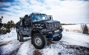 Picture Winter, Snow, Sport, Truck, Master, Russia, Kamaz, Rally, KAMAZ-master, Rally, KAMAZ, The roads, RedBull, Master, ...