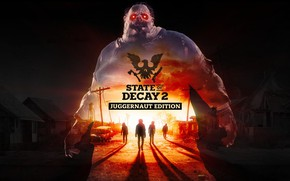 Picture Game, Undead Labs, State of Decay 2: Juggernaut Edition