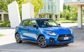 Picture Suzuki, Hybrid, Swift, Sport, 2020