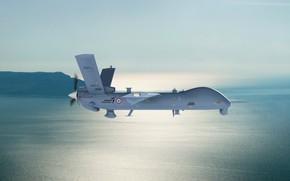 Picture sea, turkey, UAV