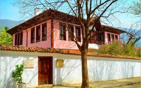 Picture House, House, Bulgaria, Bulgaria, Karlovo, Charles
