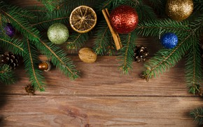 Picture balls, tree, New Year, Christmas, Christmas, balls, wood, New Year, decoration, Merry, fir tree, fir-tree …