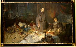 Picture picture, family, Nicholas II, Paul Ryzhenko