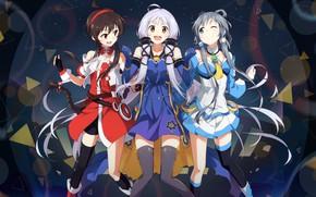 Picture Girls, Vocaloid, Vocaloid, Trio
