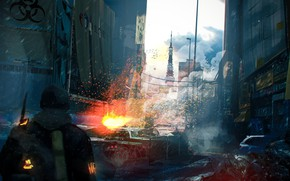 Picture the city, new York, Tom Clancy's The Division, The Division
