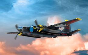 Picture USA, USAF, Strike Aircraft, Douglas A-26 Invader, A-26, A-26C