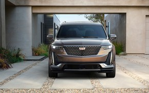 Picture Cadillac, Luxury, 2020, Cadillac XT6 Luxury, XT6