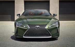 Picture Lexus, rear view, Limited Edition, LC 500, 2019