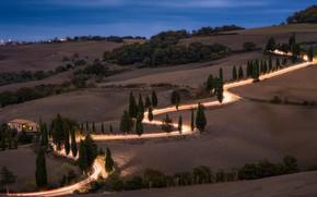Picture Italy, Tuscany, Podere Poderuccio