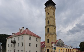 Picture Belarus, Grodno, tower