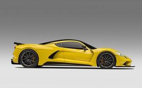 Picture power, speed, beauty, sports car, technology, Hennessey Venom F5, hyper car, V8 6.6 Fury, 1617 …