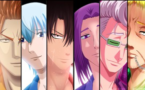 Picture collage, characters, Beelzebub, Falsepos