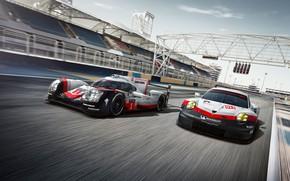 Picture 911, Porsche, Hybrid, GT3 R, 919