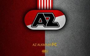 Picture wallpaper, sport, logo, football, Eredivisie, AZ Alkmaar