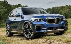 Picture bmw x5 2019, bmw x5 G05, apathy, BMW X5, BMW X5 2019