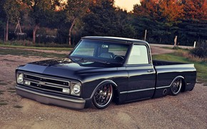Picture Chevy, Lowrider, Pickup