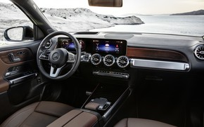 Picture Mercedes, 2020, Mercedes-Benz GLB 250 class, GLB 250
