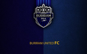 Picture wallpaper, sport, logo, football, Buriram United