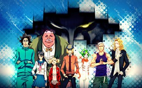 Picture Bleach, Bleach, characters